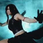Final Fantasy Cosplay Tifa Lockhart
