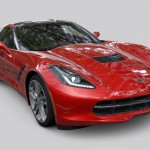 Gran Turismo 6 Chevrolet Corvette Stingray (C7) '14 Render