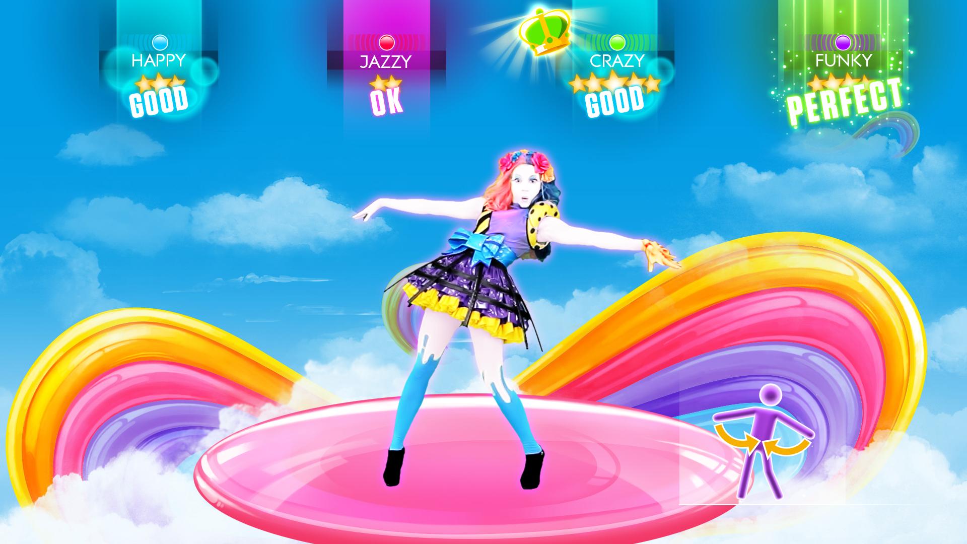 Just Dance 2014 Nicki Minaj – Starships