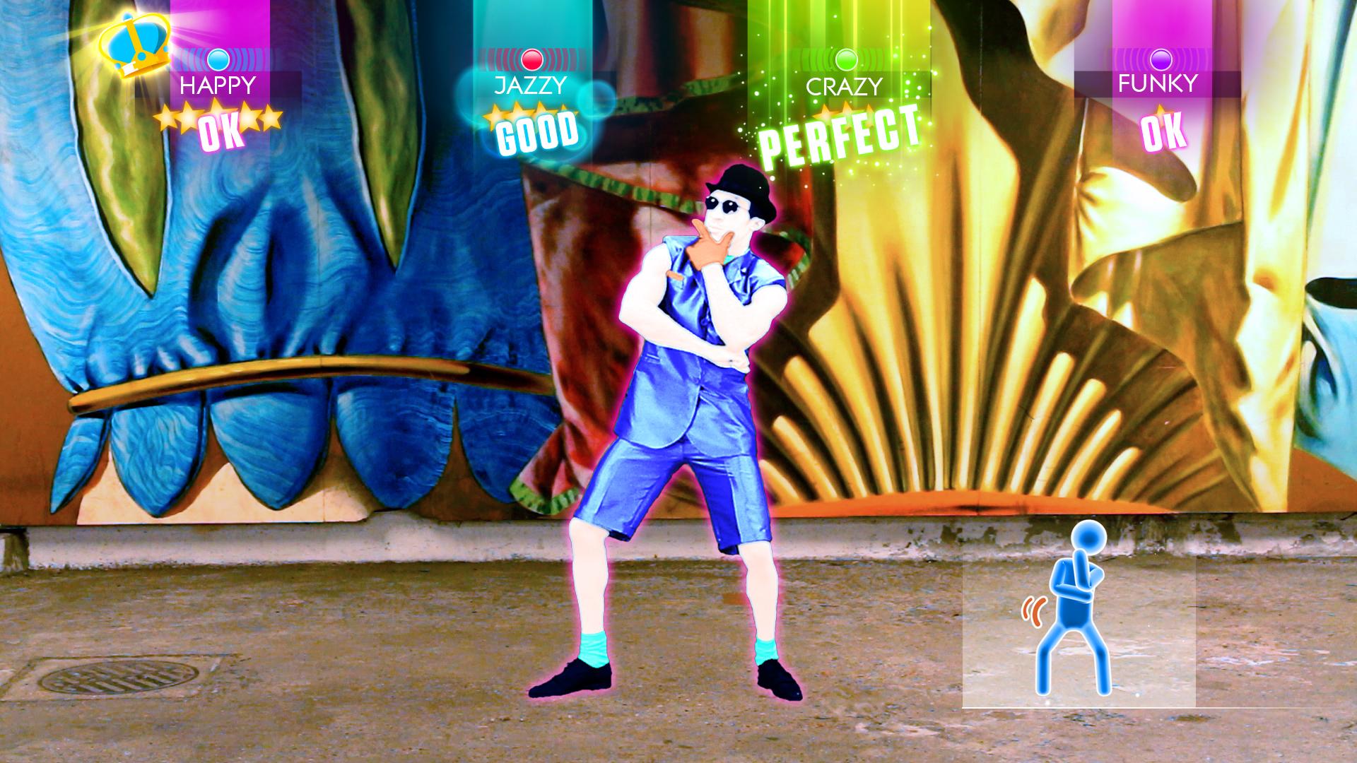 Just Dance 2014 PSY – Gentleman