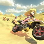 Mario Kart 8 Princess Peach Screenshot