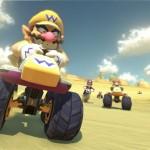 Mario Kart 8 Wario Screenshot