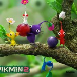 Pikmin 2 Boxart Wallpaper