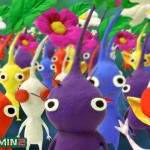 Pikmin 2 Clayart Wallpaper