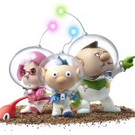 Pikmin 3 Captains Wallpaper