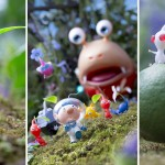 Pikmin 3 Clayart Wallpaper
