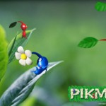 Pikmin Leaf Wallpaper