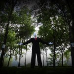 Slenderman Outfit Cosplay