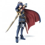 Super Smash Bros Wii U and 3DS Lucina Artwork