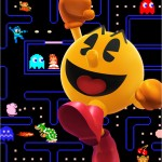 Super Smash Bros Wii U and 3DS Pac-Man Artwork