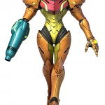 Super Smash Bros Wii U and 3DS Samus Aran Artwork