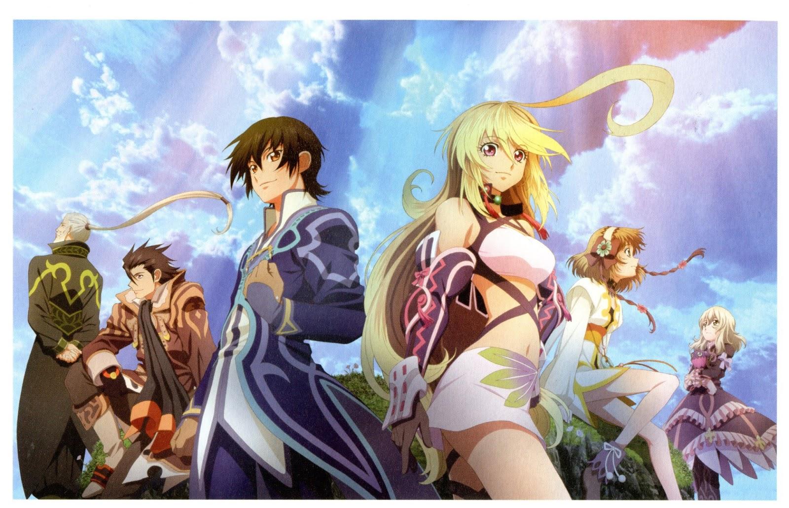 Tales of Xillia Anime Wallpaper