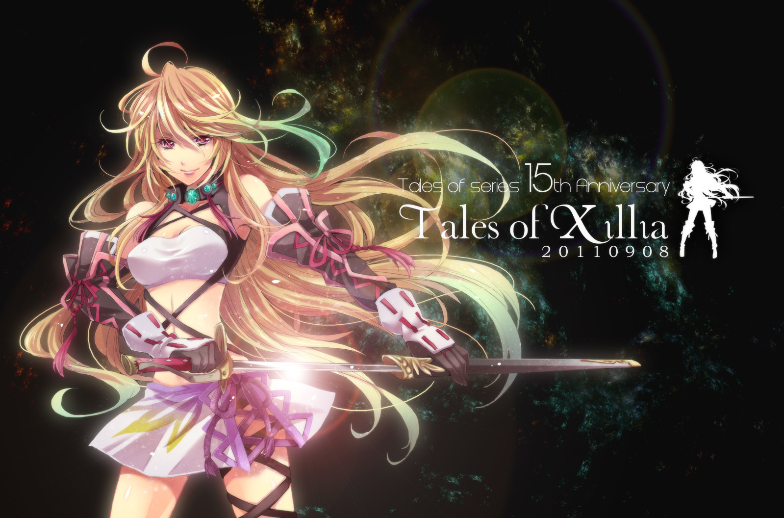 Tales of Xillia Anniversary Wallpaper