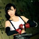 Tifa Lockhart Final Fantasy Cosplay