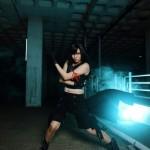 Tifa Lockhart Video Game Costume
