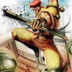 Ultra Street Fighter IV Rolento Artwork