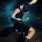 Video Game Tifa Lockhart Cosplay
