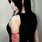 Video Game Tifa Lockhart Model
