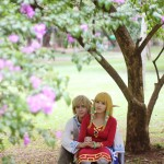 Zelda and Link Great Cosplay