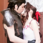 Aerith Zack Cosplay Outfit
