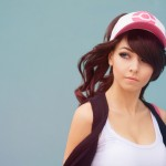 Hilda Pokemon Cosplay