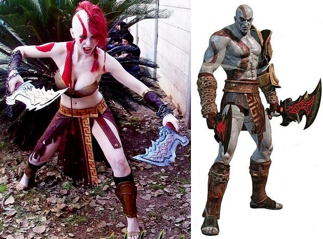 Kratos Character Comparison