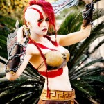 Kratos Cosplay Costume
