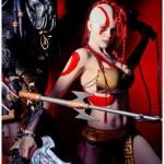 Kratos Gender Swap Cosplay