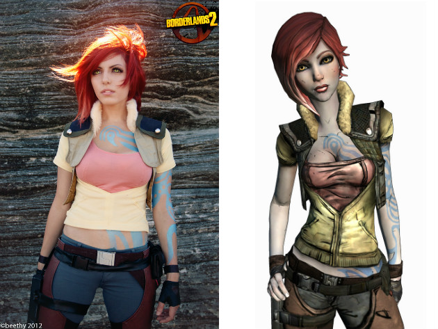 Lilith Cosplay Costume