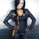 Mass Effect Miranda Lawson Alternate Costume