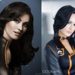 Miranda Lawson Cosplay Mass Effect