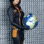 Miranda Lawson Cosplay Outfit