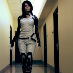 Miranda Lawson Mass Effect Cosplay