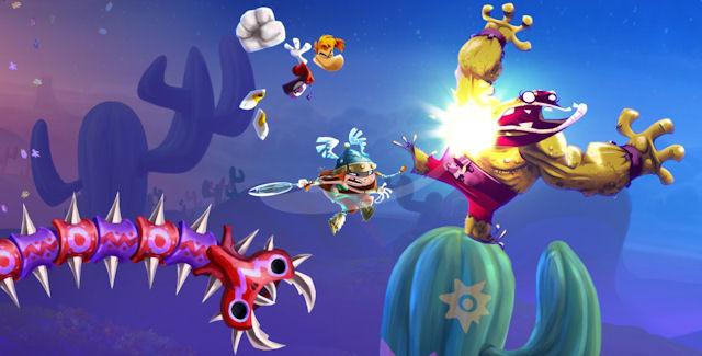 Rayman Legends PC screenshot