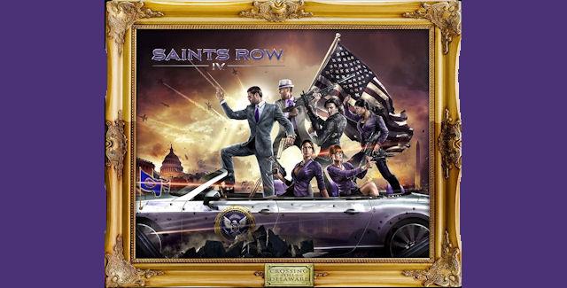 Saints Row 4 Preview