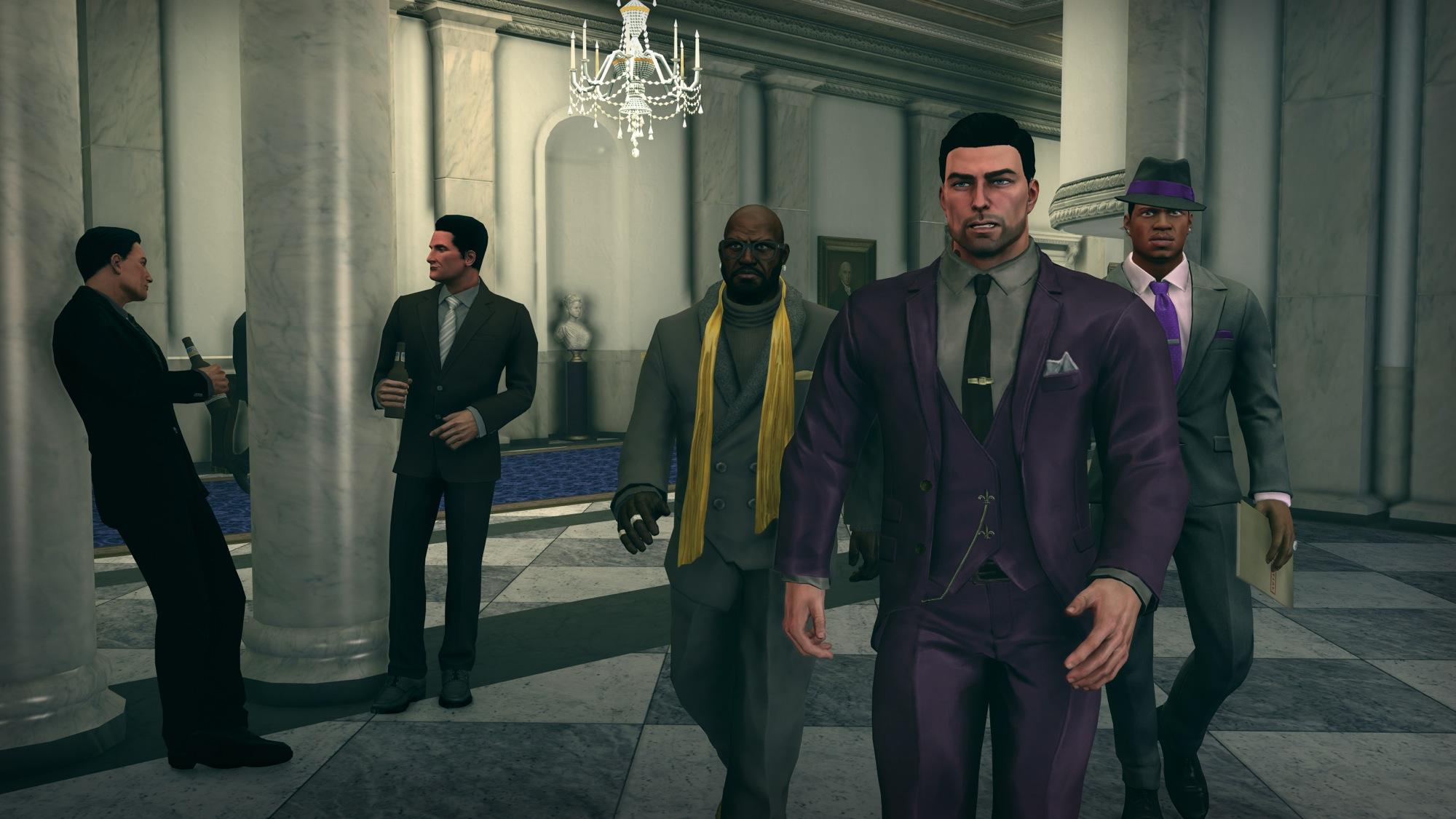 Saints Row 4 Screenshot