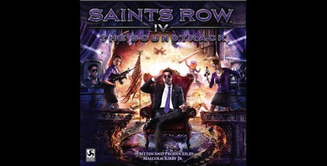 Saints Row 4 Soundtrack