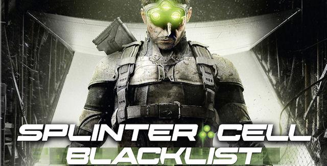Splinter Cell Blacklist Walkthrough Logo