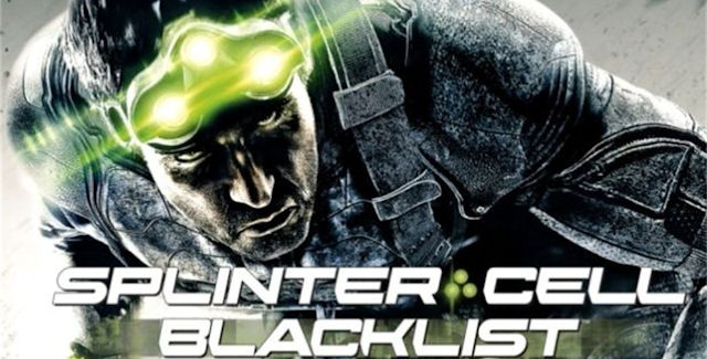 Splinter Cell Blacklist Walkthrough
