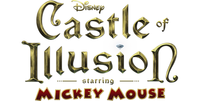 Castle of Illusion Starring Mickey Mouse Collectibles