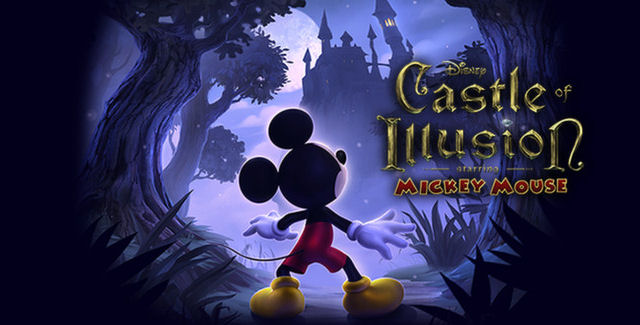 Castle of Illusion Starring Mickey Mouse Remake Walkthrough