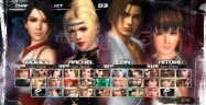 Dead or Alive 5 Ultimate Characters List