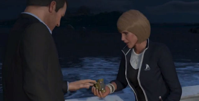 Grand Theft Auto 5 Submarine Parts Locations Guide