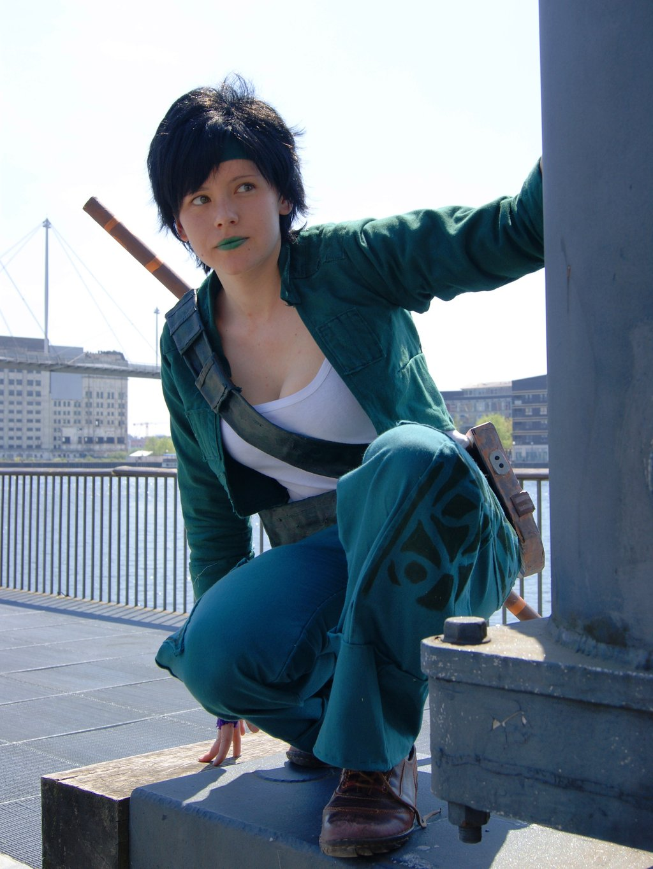 Jade Beyond Good Evil Cosplay