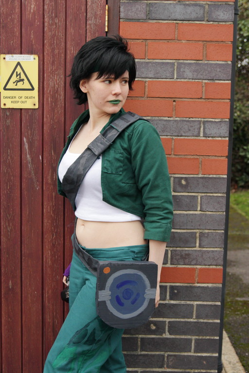 Jade Cosplay Picture