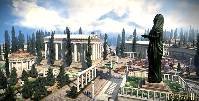 Total War: Rome 2 PC screenshot
