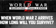 World War Z Challenge