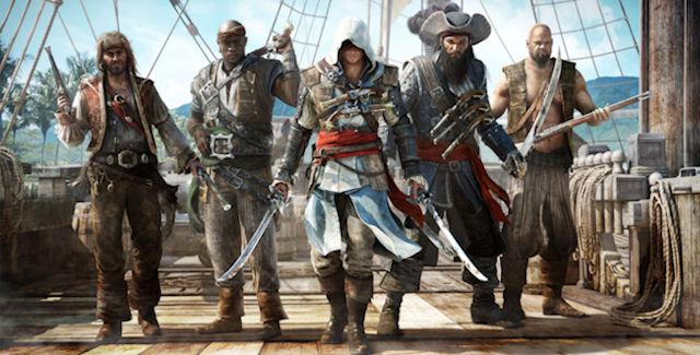 Assassin's Creed 4 Cheat Codes