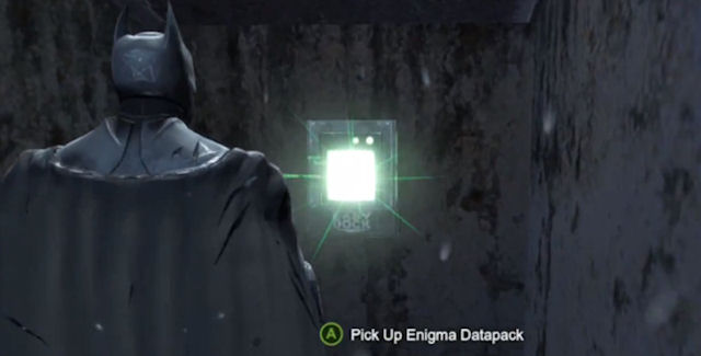 Batman Arkham Origins Enigma Datapacks Locations Guide