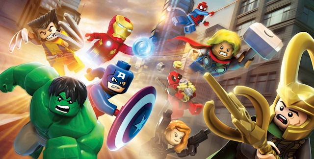 Lego Marvel Super Heroes Cheats